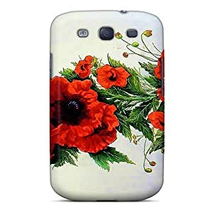 linJUN FENGNew Style Tpu S3 Protective Case Cover/ Galaxy Case - The Beauty-4