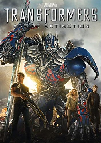 DVD : Transformers: Age of Extinction (DVD)