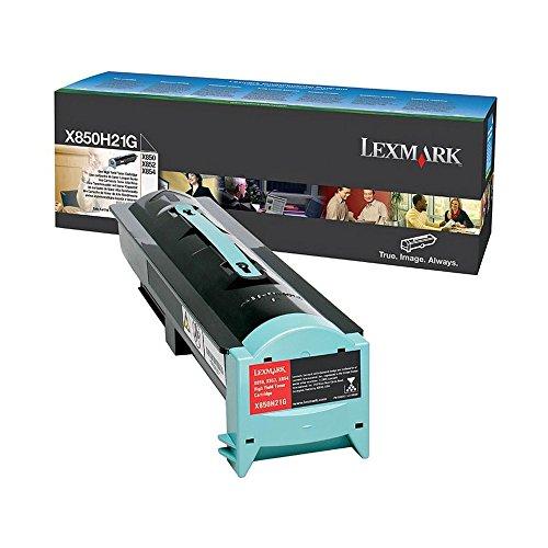(Lexmark X852 Black OEM Toner High Yield (30,000 Yield))