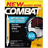 Combat Ant Killing Bait Strips, 5 Count
