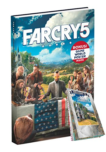 Far Cry 5: Official Collector's Edition Guide cover