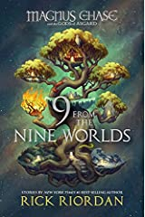 9 From the Nine Worlds (Magnus Chase and the Gods of Asgard) Hardcover