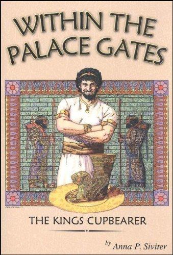 (Within the Palace Gates:)