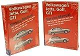 Bentley Paper Repair Manual VW Jetta/Golf/GTI (A4)