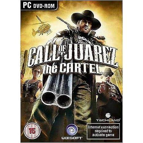 Call of Juarez - The Cartel (PC DVD) [Importación inglesa ...