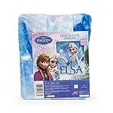 Disney's Frozen Silk Touch Elsa Palace Throw Blanket