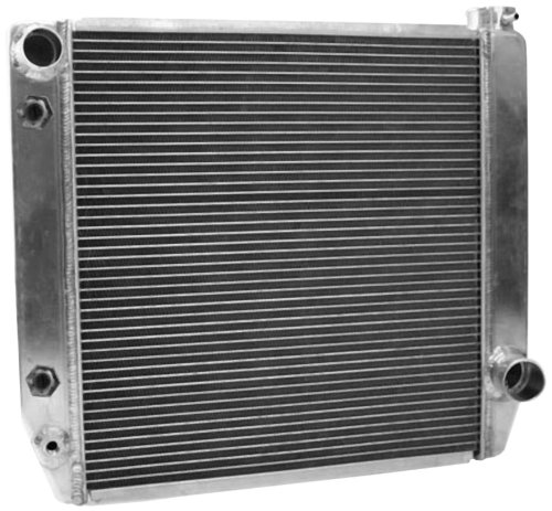 Griffin Radiator 1-25182-T ClassicCool 22 x 19 2-Row Universal Fit Aluminum Radiator with 1 Tube