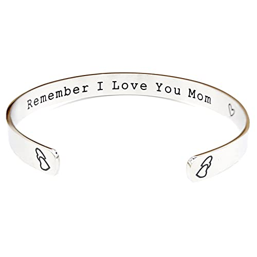 O.RIYA Remember I Love You Mom Mothers Day Gift / Gifts For Mom From