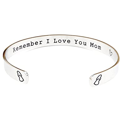 O.RIYA Remember I Love You Mom Motheru0027s Day Gift / Gifts For Mom From  sc 1 st  Amazon.com & Amazon.com: O.RIYA Remember I Love You Mom Motheru0027s Day Gift / Gifts ...