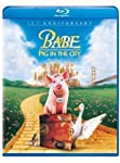 Cover Image for 'Babe: Pig in the City'