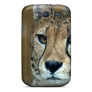 For LG G3 Case Cover Hard (cheetah)