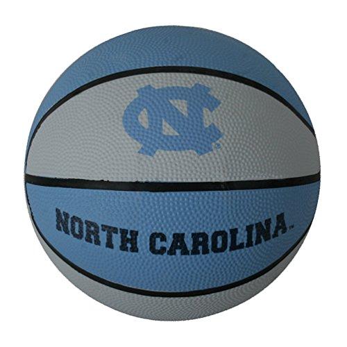 North Carolina Tar Heels Mini Rubber Basketball by Baden
