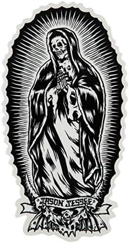 Santa Cruz Jessee Bone Guadalupe 6 Zoll Sticker kaufen