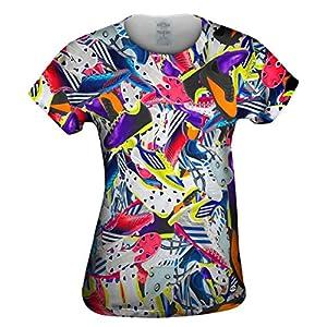 Yizzam- Soccer Cleat Pride -TShirt- Womens Shirt-4X