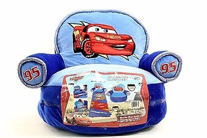 Disney Pixar plata coche azul Slumber Saco de dormir Combo Silla Silla