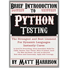 Brief Introduction to Python Testing