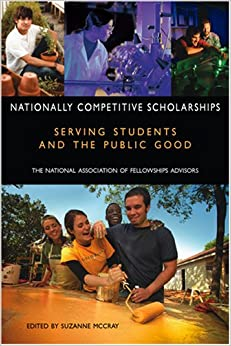 Book Nationally Competitive Scholarships: Serving Students and the Public Good