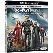 X-men Trilogy Uhd+dhd