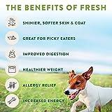 Freshpet Dog Joy Treats for Dogs, Wood Smoked