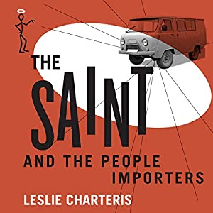 The Saint and the People Importers Audiobook