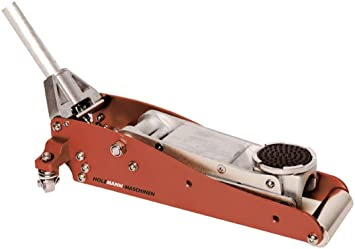 Gato hidráulico de carretilla profesional de aluminio 1250 kgs.: Amazon.es: Coche y moto