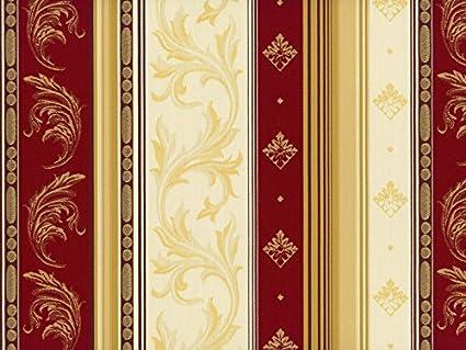 Tela de tapicería de Versalles con asa colour rouge (rojo ...