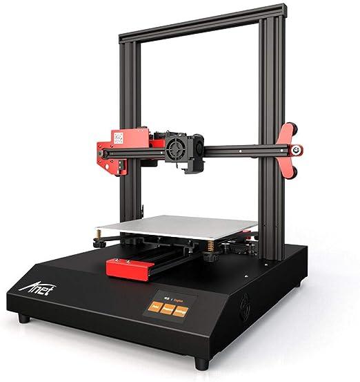 Fesjoy Impresora 3D ET4 Estructura de estructura metálica Volumen ...