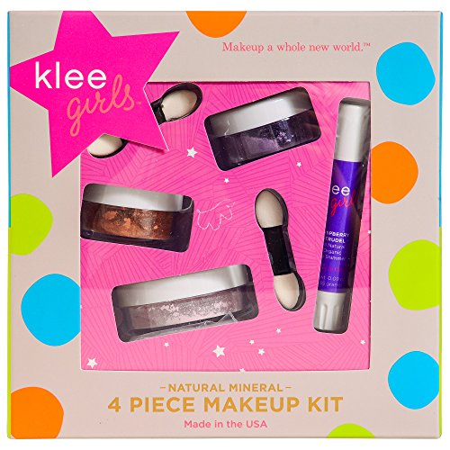 Luna Star Naturals Klee Girls 4-Piece Kit, Glorious Afternoon