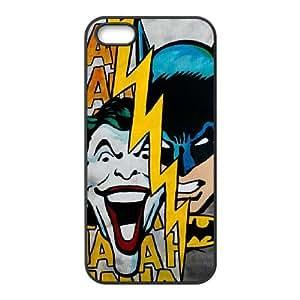 Batman Joker iPhone5s Cell Phone Case Black Gift pjz003_3167957