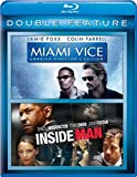 Miami Vice / Inside Man Double Feature [Blu-ray] by Universal Studios