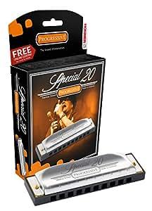 Hohner Special 20 Harmonica, Key Of G Major