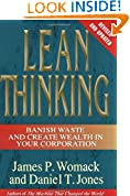 #6: Lean Thinking: Banish Waste and Create Wealth in Your Corporation, Revised and Updated