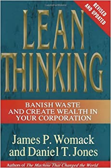 image for Lean Thinking: Banish Waste and Create Wealth in Your Corporation, Revised and Updated