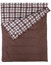 Coleman Hampton, slaapzak, camping, lichte zomerslaapzak, outdoor en indoor te gebruiken, comfortabele temperatuur, XXL