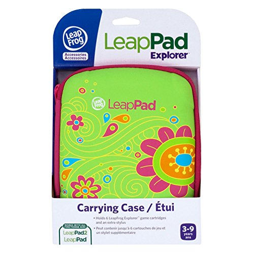 Leap Frog Tablet LeapPad Explorer Exclusive Carrying Case Colors may