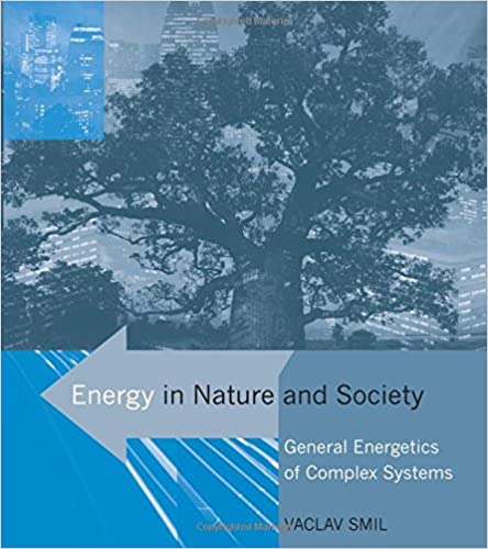 image for Energy in Nature and Society: General Energetics of Complex Systems (The MIT Press)