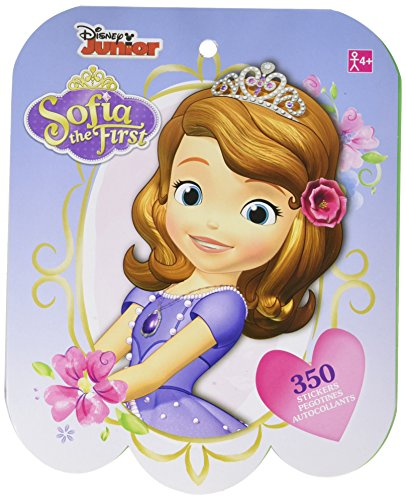 Disney Sofia the First Sticker Book | Party Favor ()