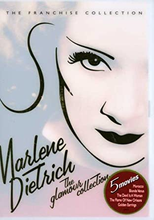 Amazon com: Marlene Dietrich: The Glamour Collection