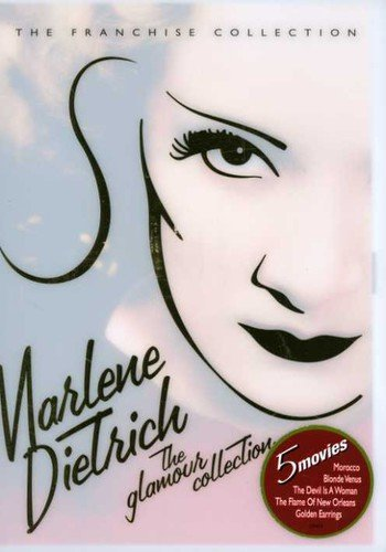 Marlene Dietrich: The Glamour Collection (Morocco/ Blonde Venus/ The Devil Is a Woman/ Flame of New Orleans/ Golden -