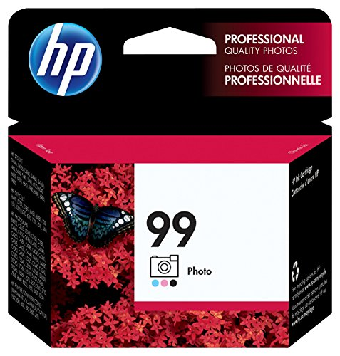 HP 99 Photo Original Ink Cartridge (C9369WN) DISCONTINUED BY (Hp Professional Photo)