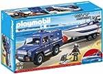 Playmobil City Action 5187 Police Tru...