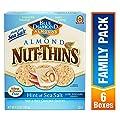 Blue Diamond Gluten Free Nut Thins Cracker Crisps,