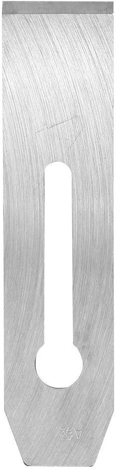 Hoja de Cepillo Manual HSS 44mm Hoja de Cepillado para Carpinter/ía Hoja de Cepillado Manual para Carpintero 44 mm//51 mm