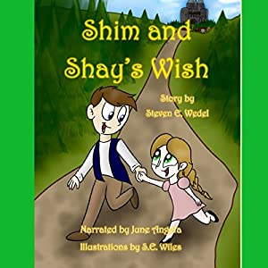 Shim and Shay's Wish Audiobook