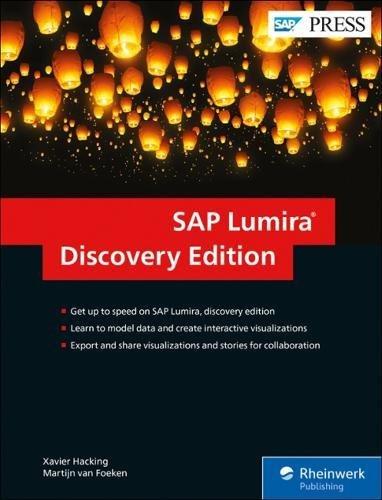 SAP Lumira 2.0, Discovery Edition (SAP PRESS)