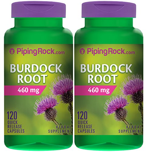piping-rock-burdock-root-460-mg-2-bottles-x-120-quick-release-capsules-dietary-supplement