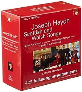 Haydn: Scottish Songs [Complete]