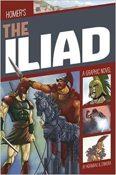 The Iliad (Graphic Revolve: Classic Graphic Fiction)