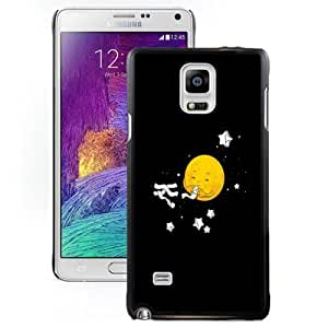 New Personalized Custom Diyed Diy For SamSung Galaxy S5 Case Cover For Cute Cartoon Moon and Stars Phone