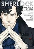 SHERLOCK - T1 - Une etude en rose (French Edition)